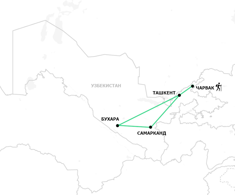История и Природа Узбекистана