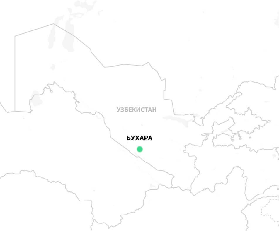 Экскурсия по Бухаре