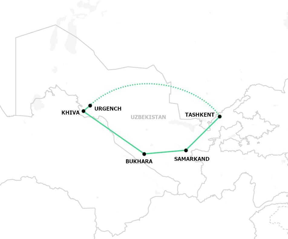 Classic Tour in Uzbekistan