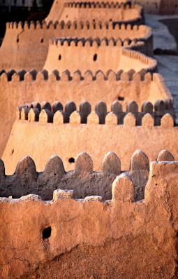 treasures of uzbekistan