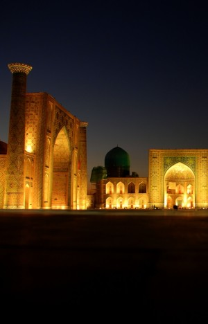 Klassische Reise Usbekistan Adras Travel