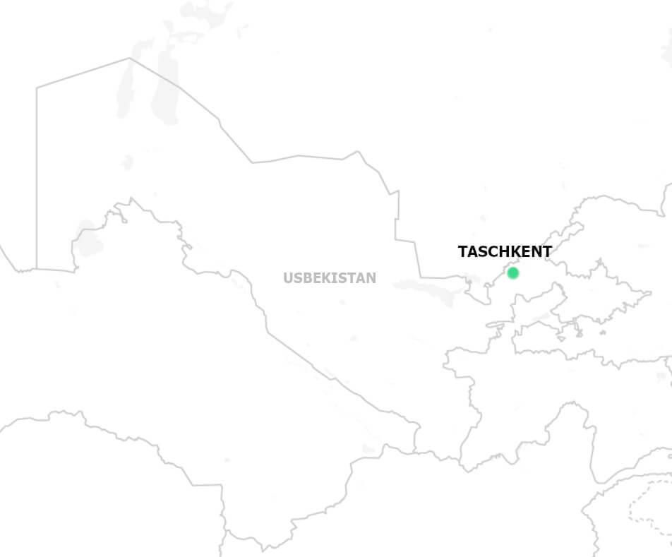 Taschkent Stadtführung