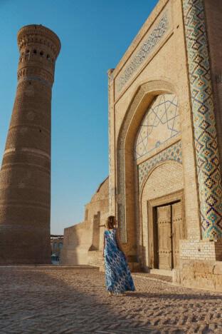 Usbekistan Reise 8 Tage Adras Travel