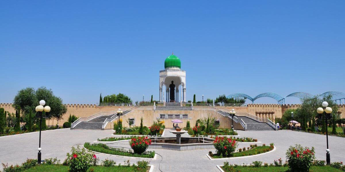 Фергана, парк аль-Фергани