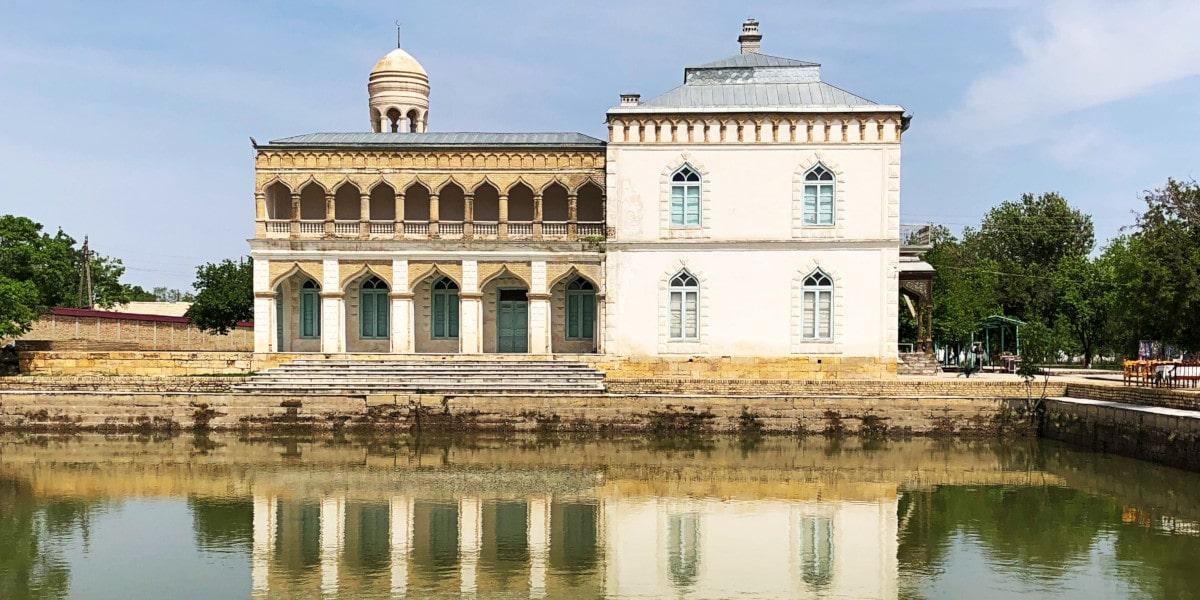 Summer palace of Bukhara