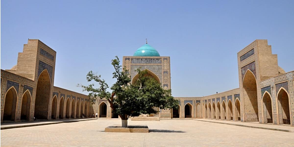 Bukhara Kalon mosque