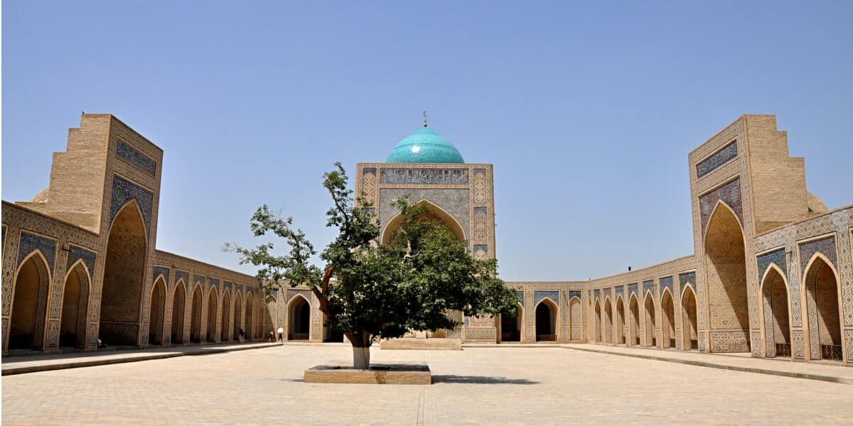 Kalon Moschee