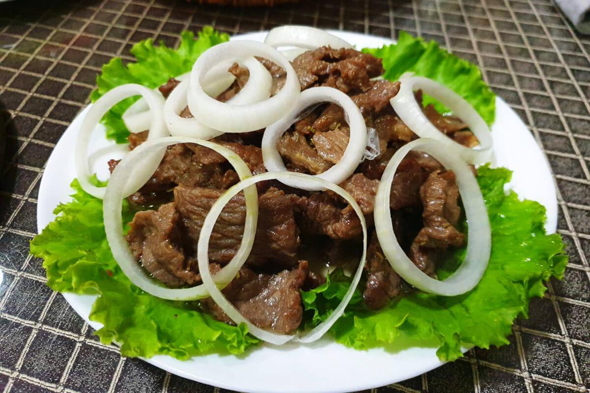 jiz usbekische küche