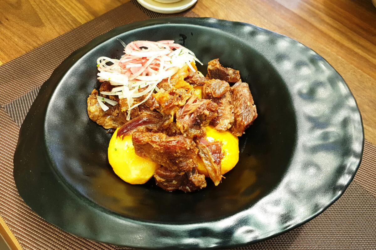 kazan kabob Usbekische Küche