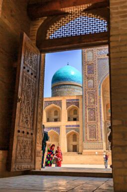 Miri-Arab Madrasah Bukhara