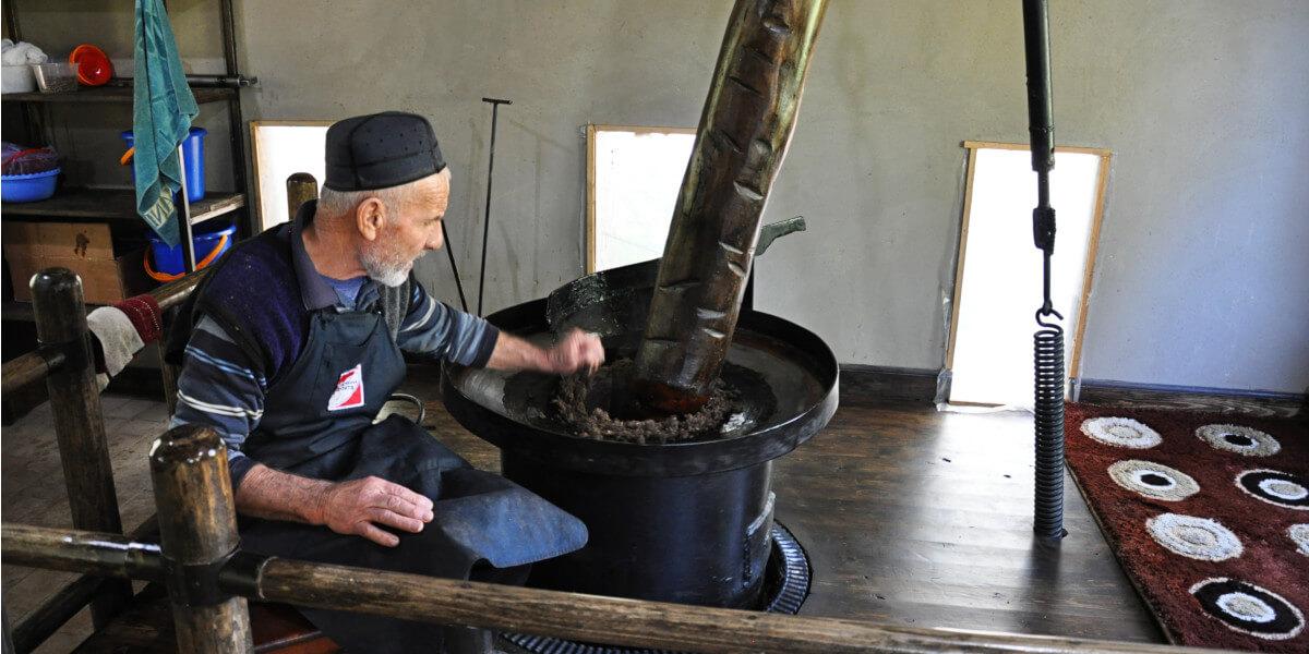 Verfahren zur Herstellung von Sesamöl