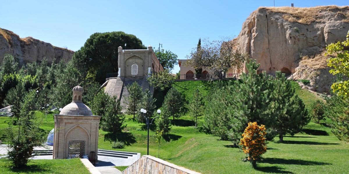 Daniel Mausoleum Samarkand