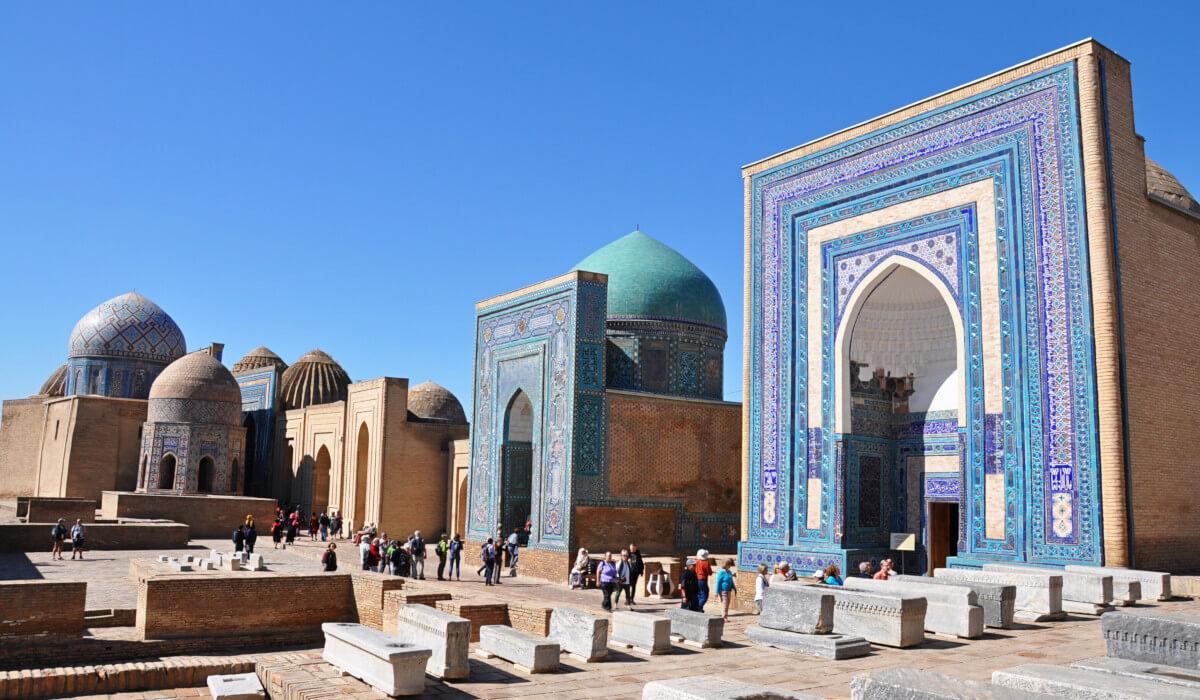 Shahi-Zinda Samarkand