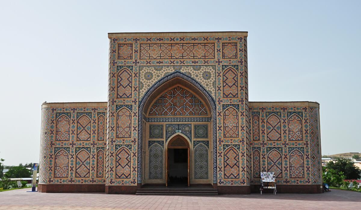 Ulugbek Museum in Samarkand