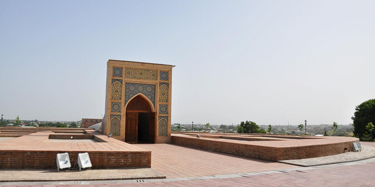 Ulugbek Observatorium Samarkand
