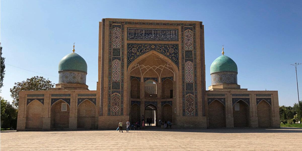 Медресе Барак-хан, Ташкент