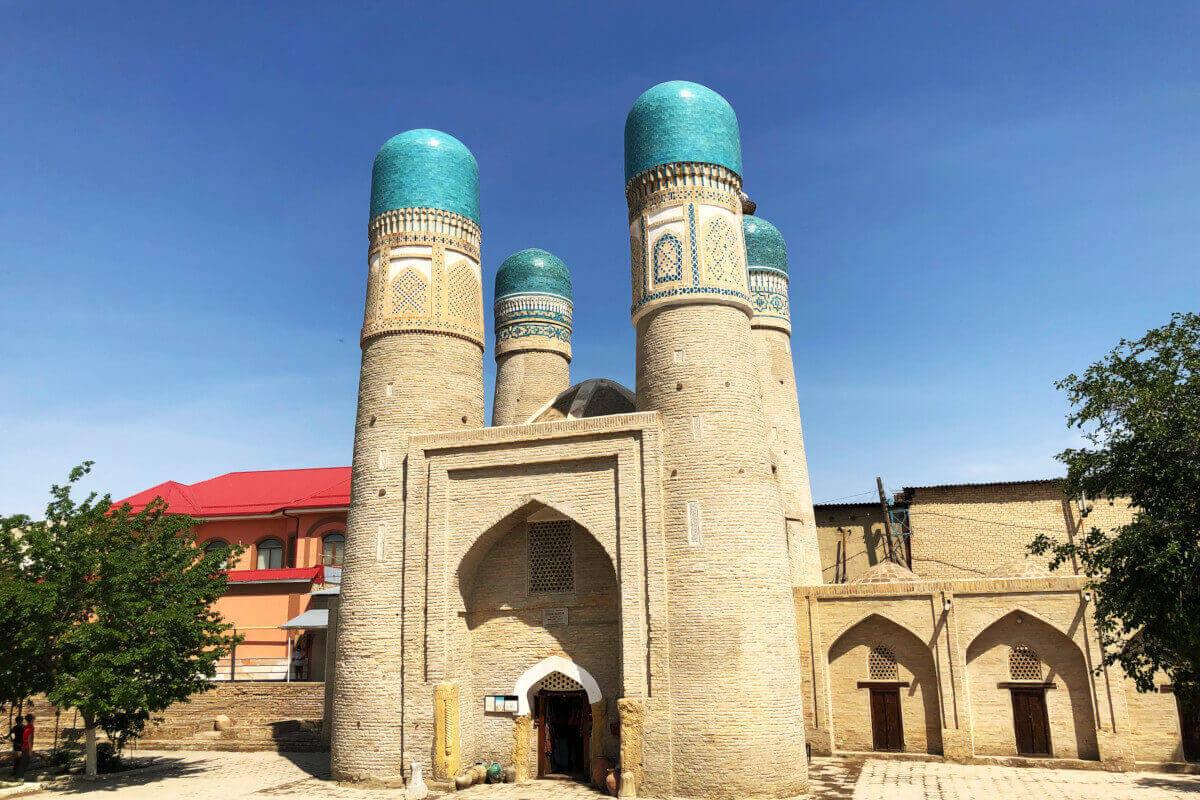 Chor Minor madrasah Bukhara