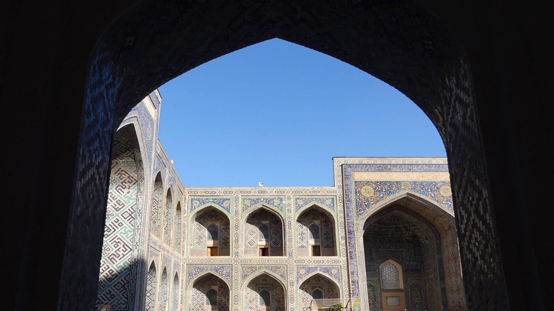 Adras Travel travel operator Central Asia