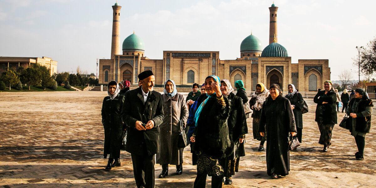 Мечеть Хаст-Имам. Ташкент