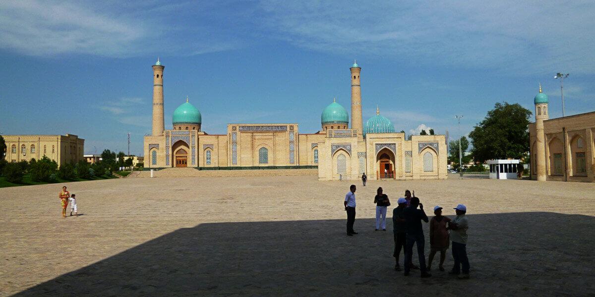 Коран Османа, Узбекистан