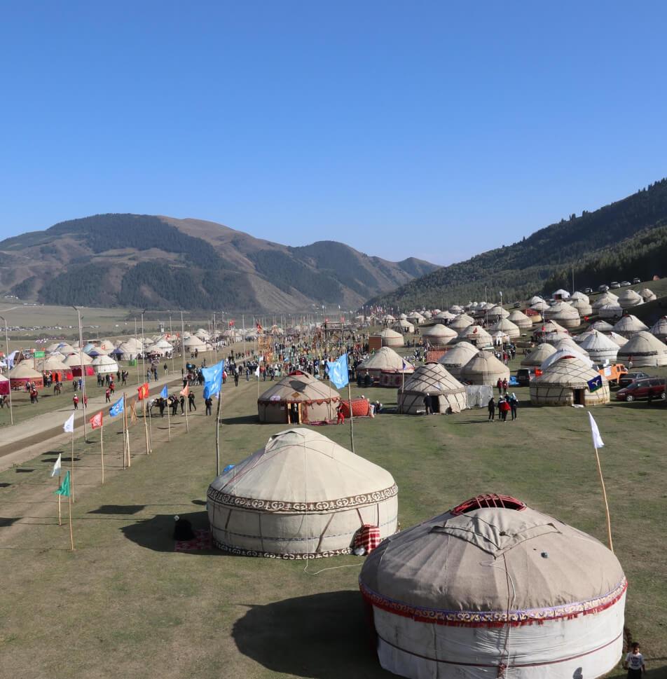 Kirgistan Adras Travel