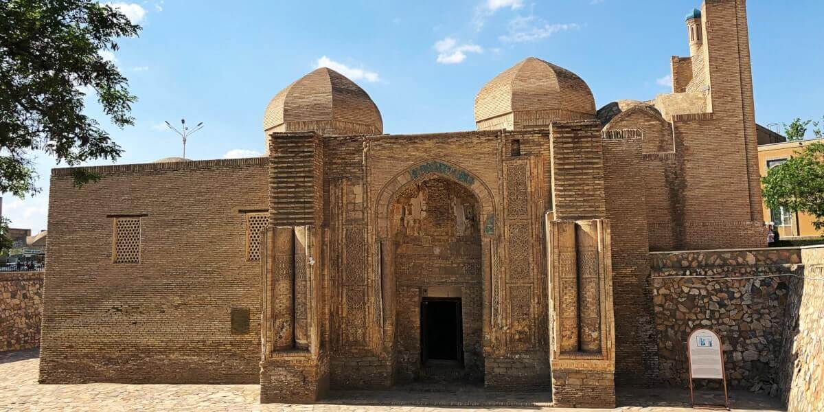 Magoki-Attari mosque Bukhara