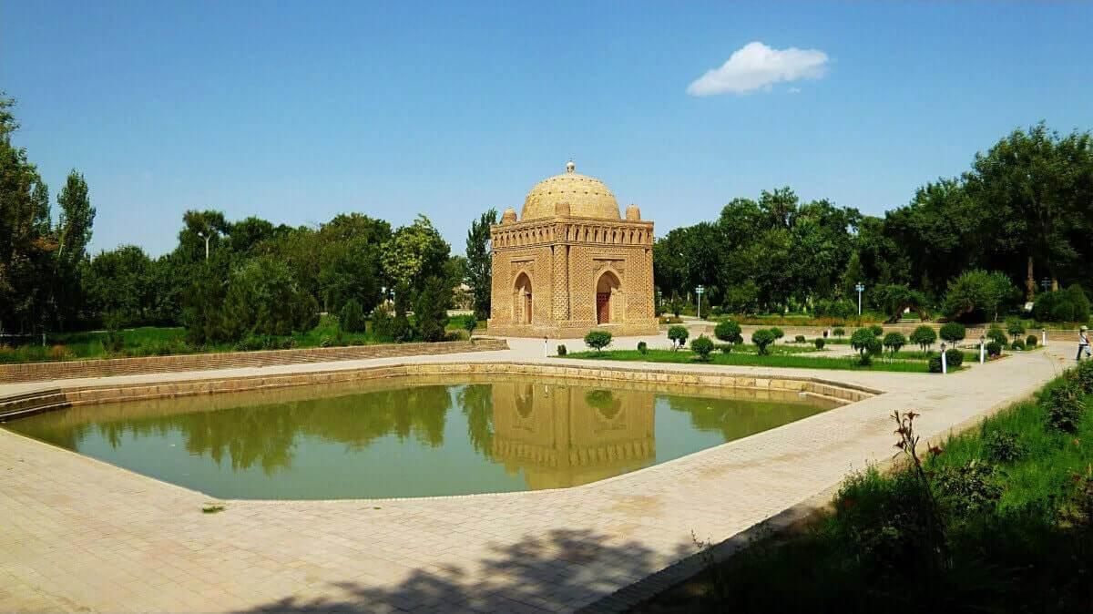Mausoleum Ismail Samani, Bukhara