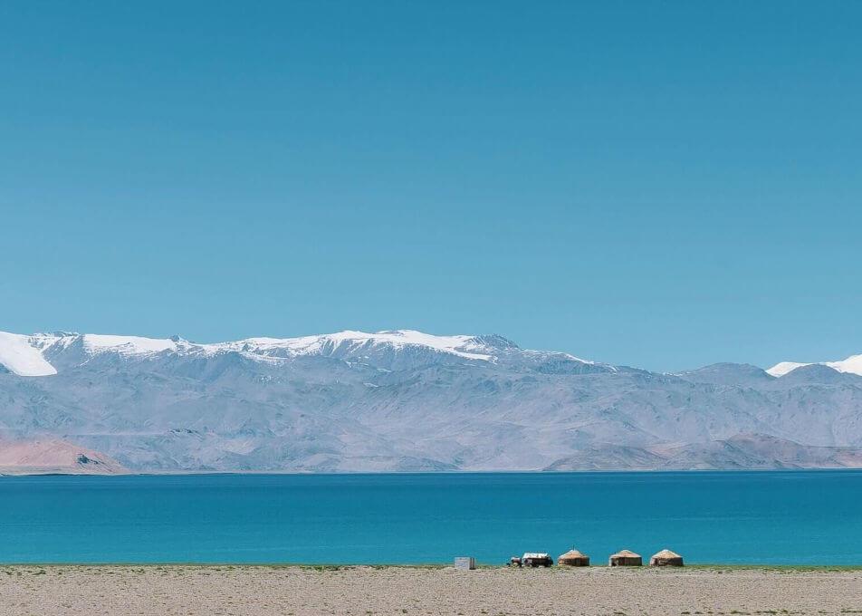 Таджикистан Адрас Тревел