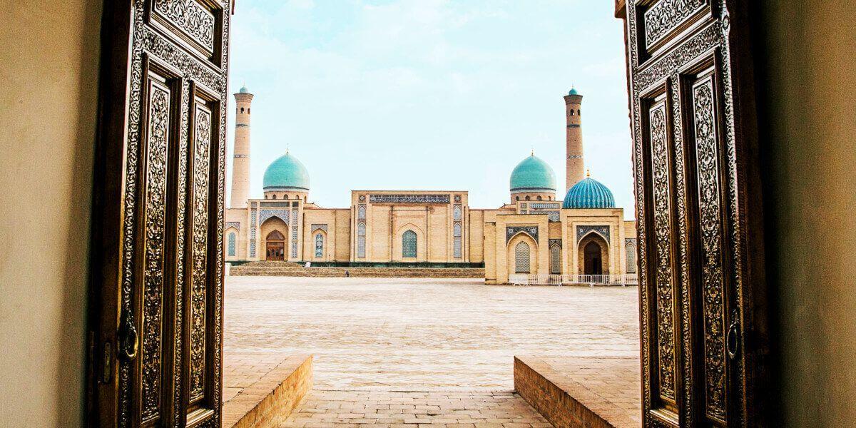Tashkent Khast-imam complex